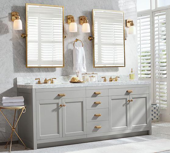 Kensington Pivot Rectangular Mirror | Pottery Barn