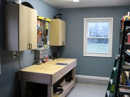Garage Storage Solutions Dont Have To Cost A Fortune Simple Cabinets Homemade