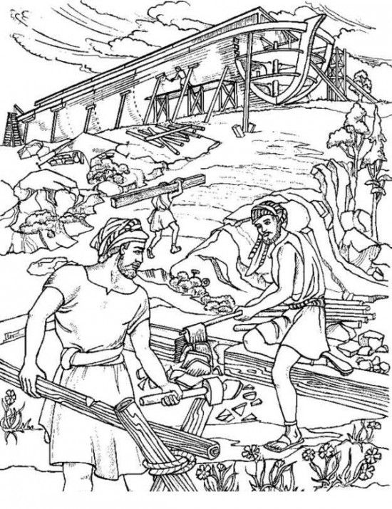 special on this page will be shown on noahs ark coloring pages for children of course pleased with the coloring because it can train the childs - Bible Coloring Pages Kids Noah