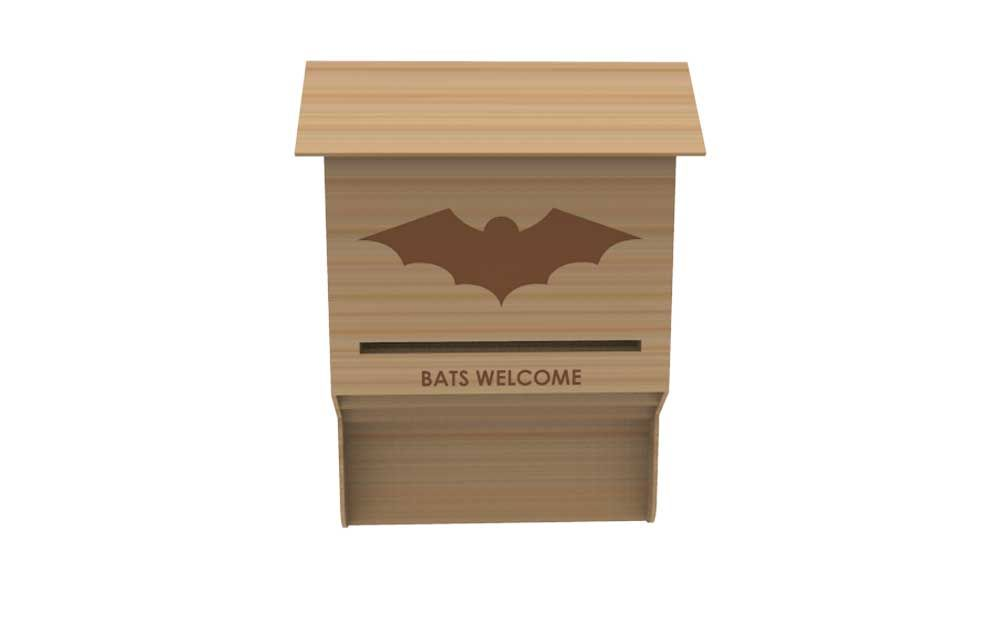 how can i attract bats to a bat house