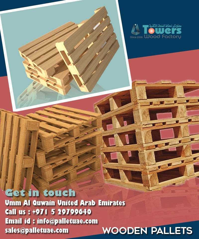 Largest range of high-quality packaging wooden pallets ...