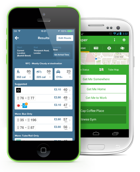 Citymapper Raises 10m To Help You Navigate On Buses And Trains