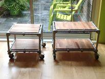 Meubels Met Steigerbuizen : Maak uw eigen meubels van steigerbuizen interior pinterest