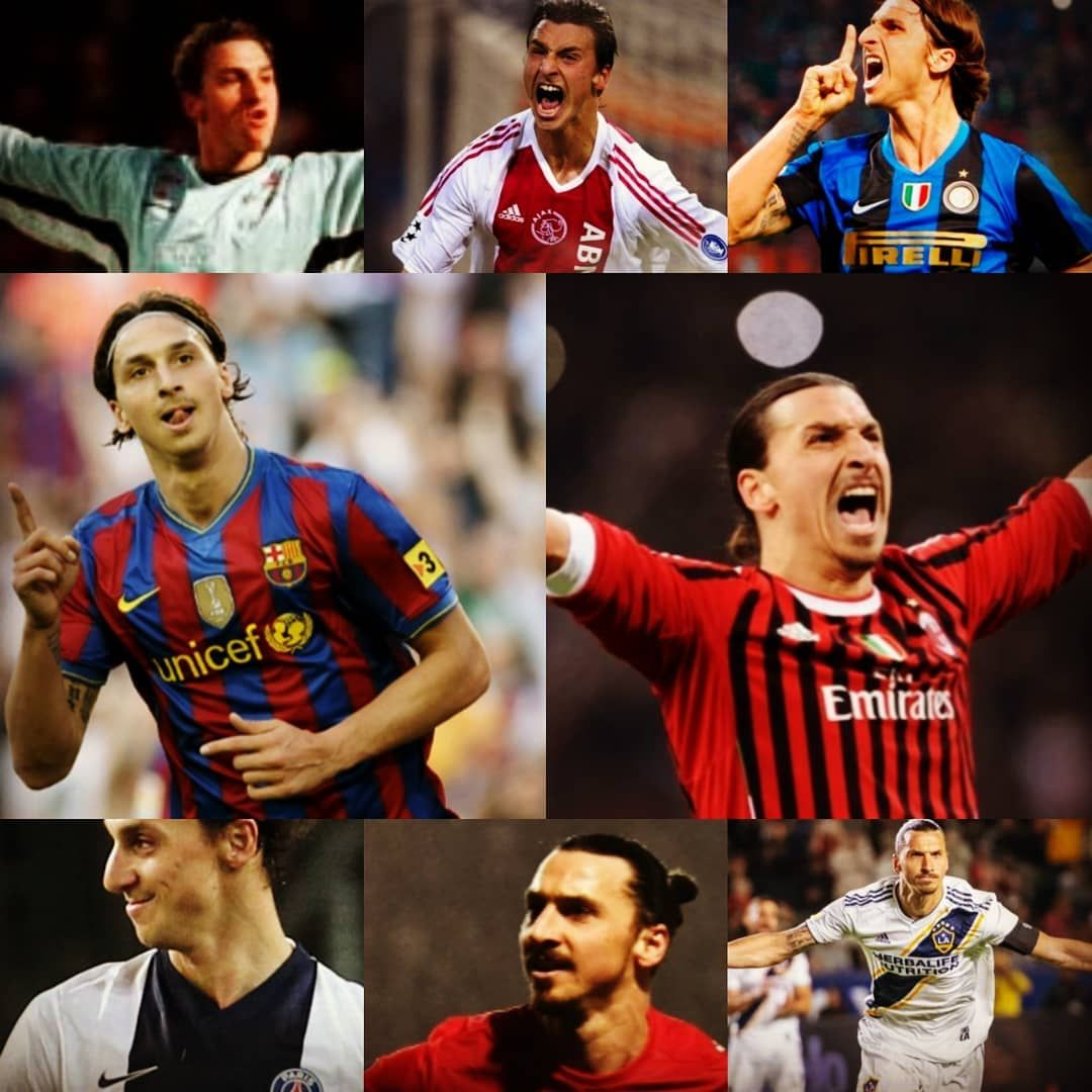 Happy Birthday To The One And Only Zlatan God Ibrahimovic What A Legend Before And After 30 Years Old But Gold He P Instagram Posts Your Man Unicef