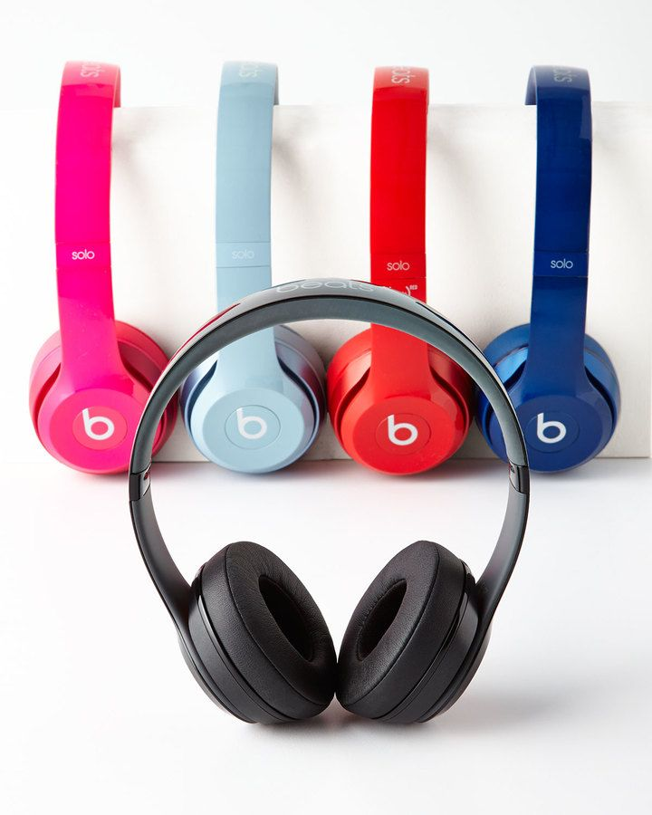 Beats By Dr Dre Beats Solo 2 Hd On Ear Headphones The Ultimate