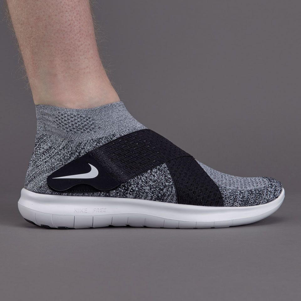 Top Quality Nike Nike Free Rn Motion Flyknit Black G38f3247