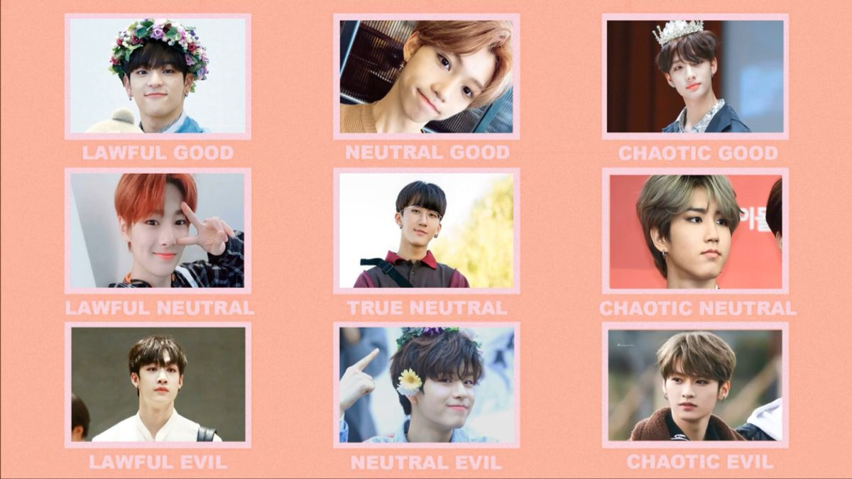 Sorting Stray Kids From Lawful Good To Chaotic Evil Youtube Evil Kids Youtube