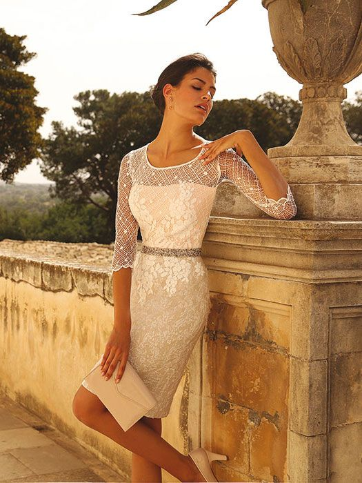 Robe De Reve La Collection 2015 2016 De Robes De Cocktail Linea