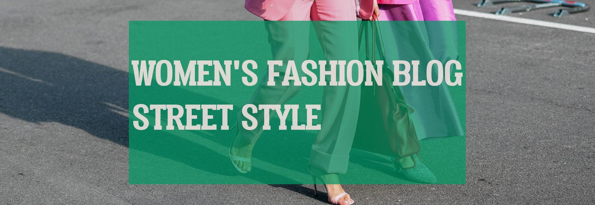 women's fashion blog street style