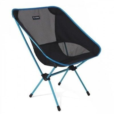 Campingstuhl Xl.Helinox Chair One Xl Black Bequemer Campingstuhl Extre