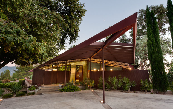 MY HOME AS ART: The Walker Residence, 1959 : : Rodney Walker, Architect