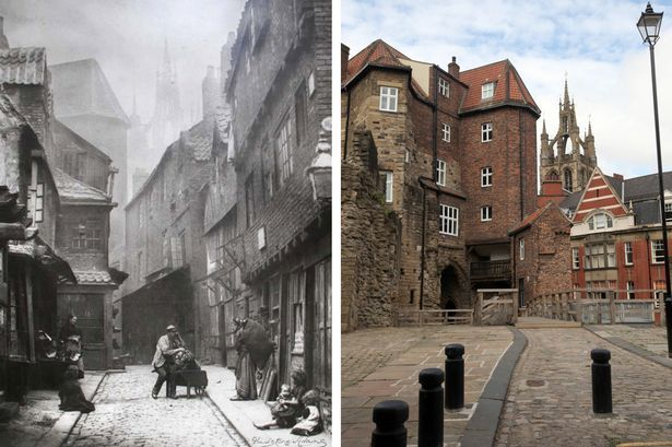 Remember When Castle Garth Newcastle In 1905 Then And