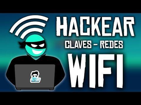 Como Descifrar Clave De Red Wifi De Los Vecinos Rapido Youtube Wifi Hack Youtube Wifi