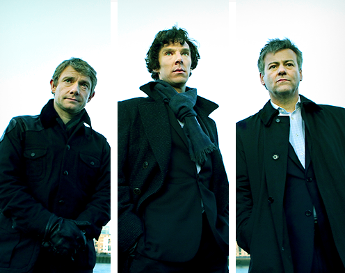 sexiest crime-fighting boy band ever