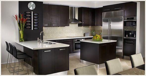 Las m s atractivas imagenes de casas modernas por dentro for Las cocinas mas modernas