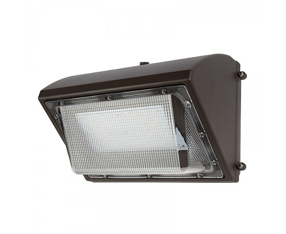 100w Led Wall Pack With Photocell 13 000 Lumens 400w Mh Equivalent 5000k 4000k Wall Packs 5000k Led Parking Lot Lights