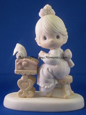$30.-You Are The Type I Love-PM Figurine-Marilynn gave this to me