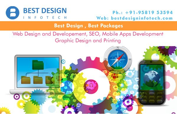 Best design Info Tech not only creates your website but also manages it so your website is updated continuously.