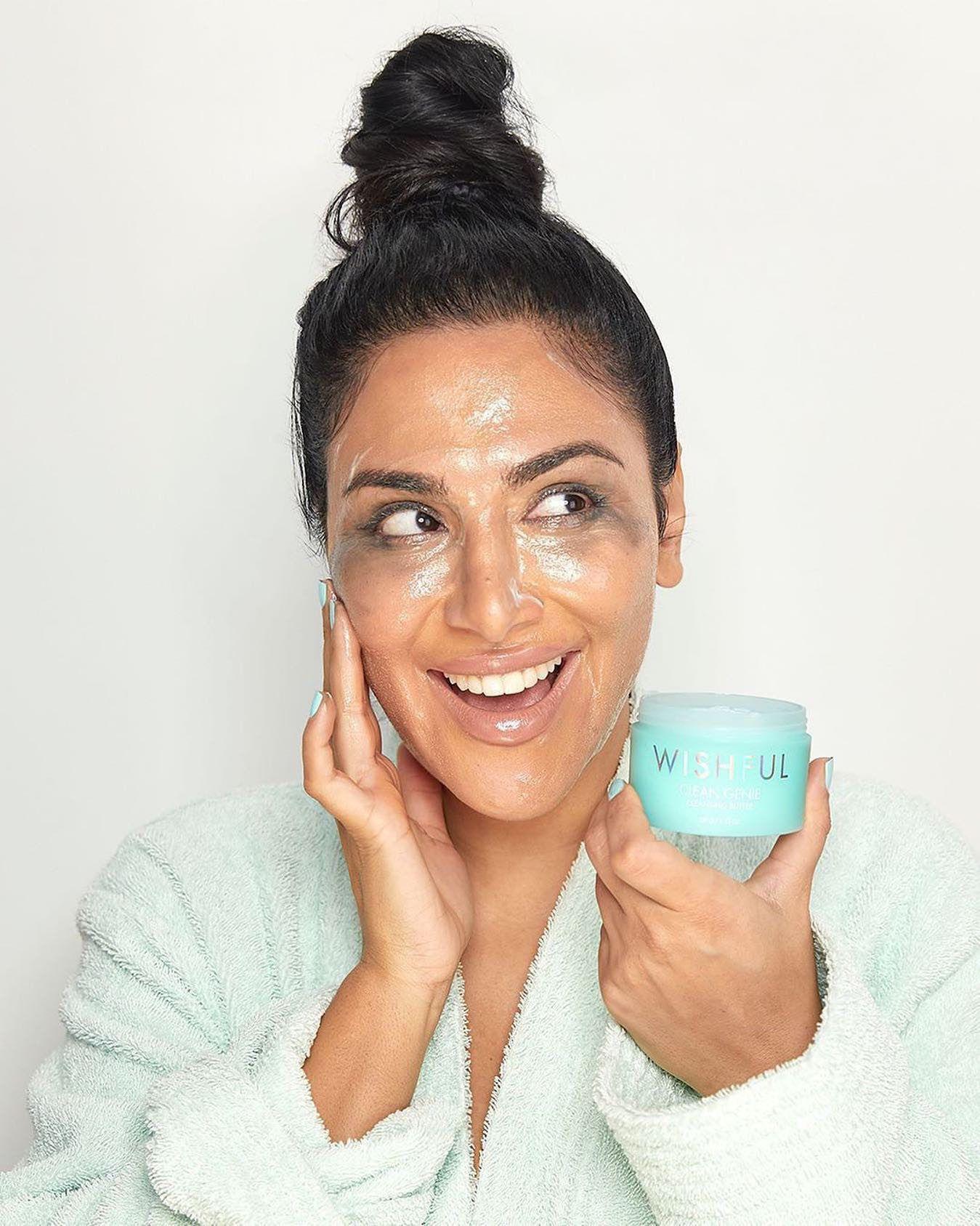 Clean Genie Makeup Removing Cleansing Balm Wishful