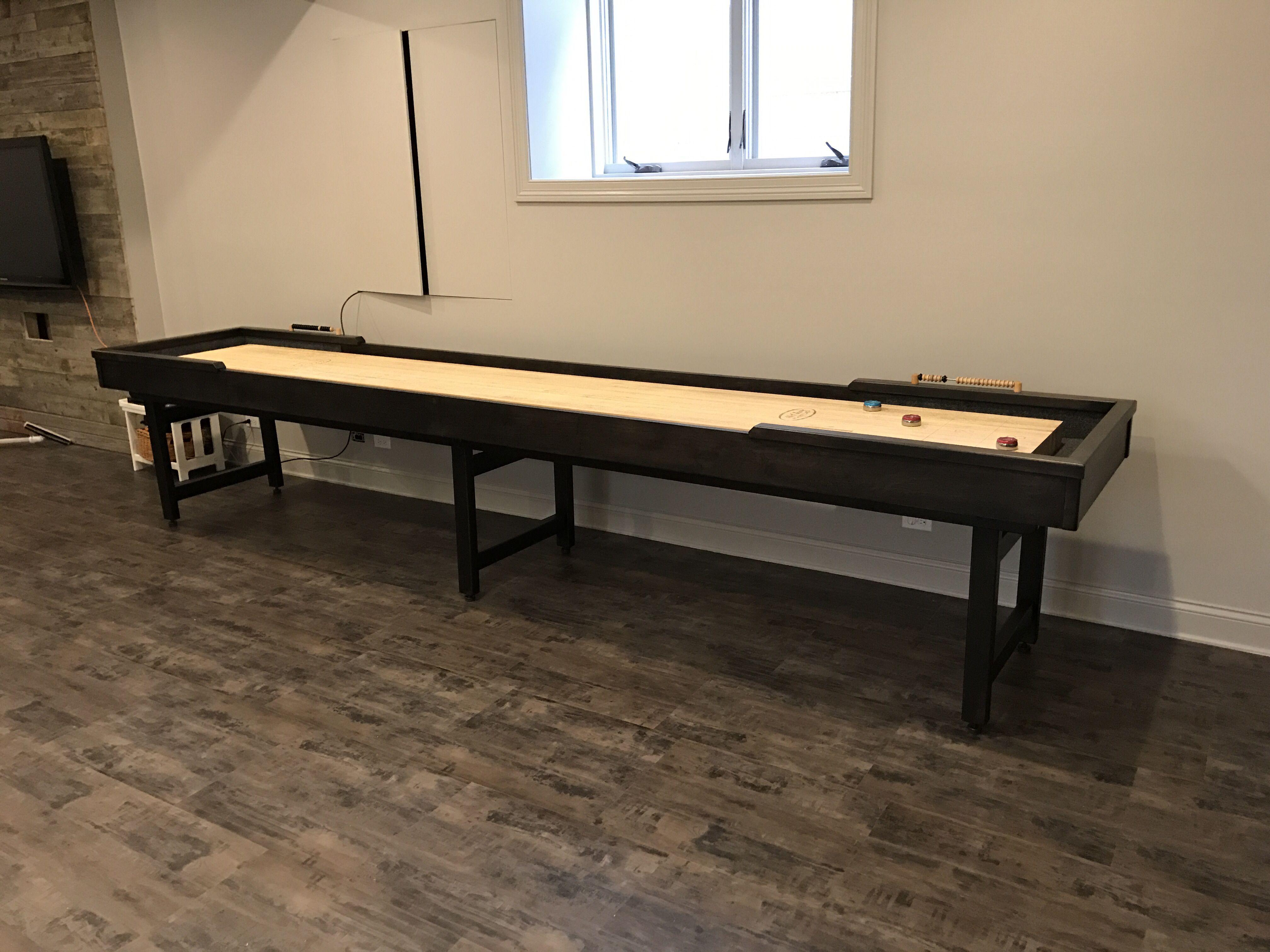 for table walmart sale classic com with ft barrington rack wood shuffleboard wine ip