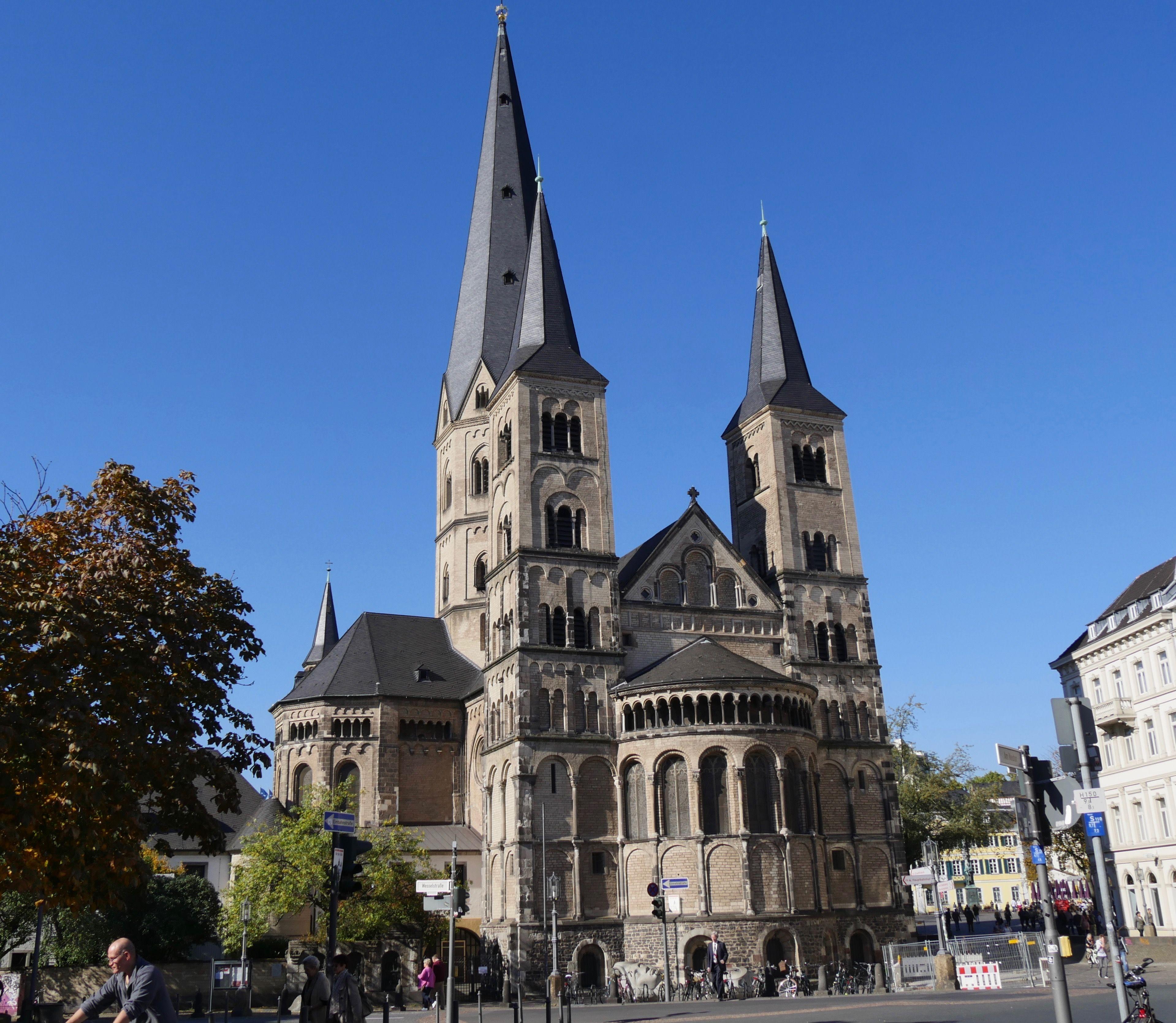 Bonner Munster Kathedrale Bonn Munster Kathedrale