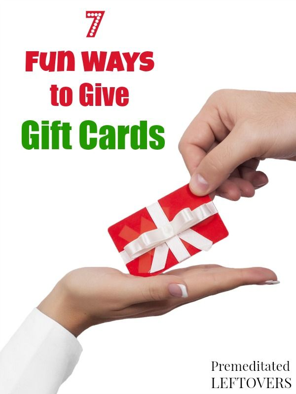 Best 25+ Personalized gift cards ideas on Pinterest ...