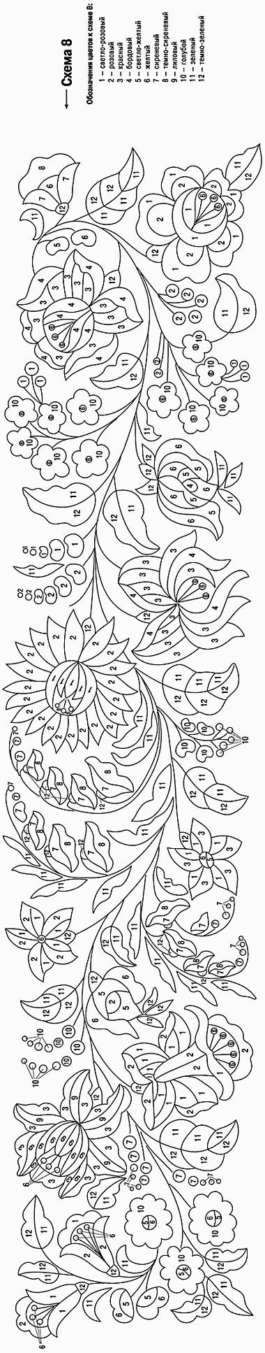 Nati Zubeldia: Bordado Mexicano! | dibujos para bordar