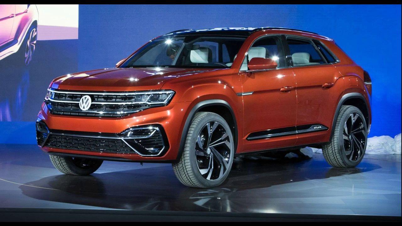 2019 Volkswagen Atlas new sedan design and all changes