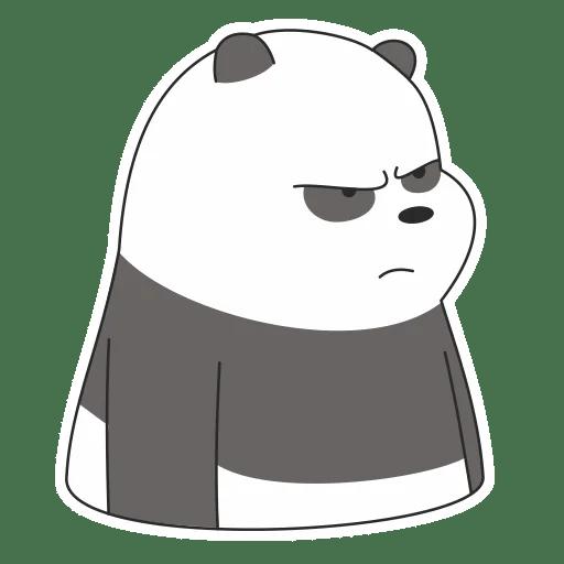 Panda Bear | We Bare Bears