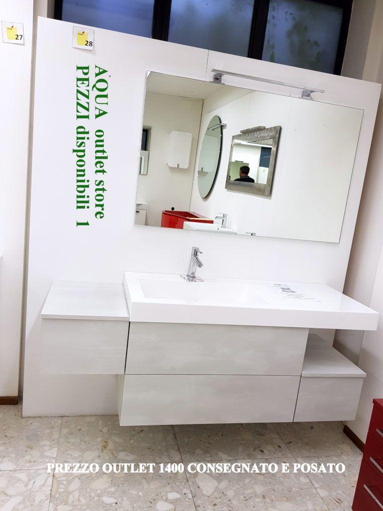Arredo Bagno Milano Outlet.Outlet Occasione Sottocosto Lavabo Arredamento Bagno Box Doccia Doccia