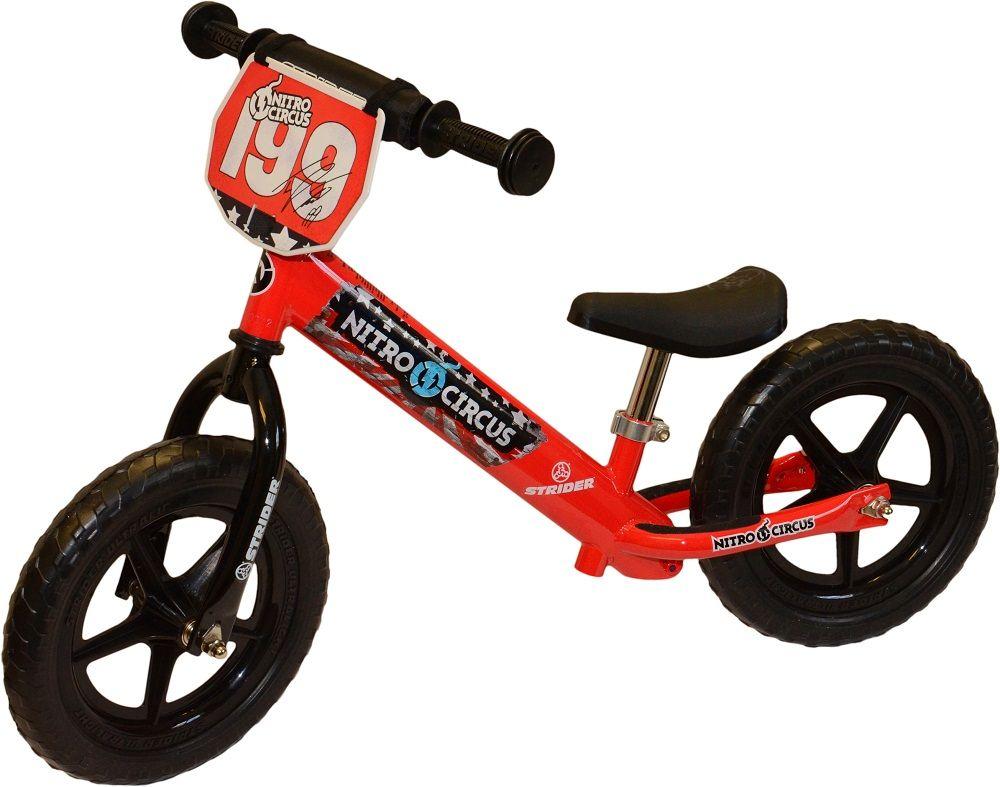 Nitro Circus ST3 Strider Bike Strider bike, Nitro circus