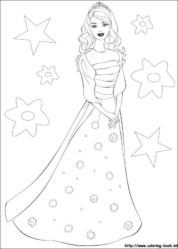 Barbie coloring picture | CUADROS | Pinterest | Cuadro, Bordado y Chicas