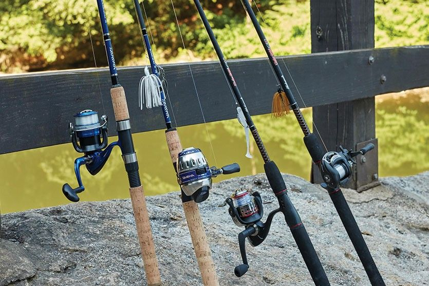 Best baitcasting rods for bass fishing rod best fishing