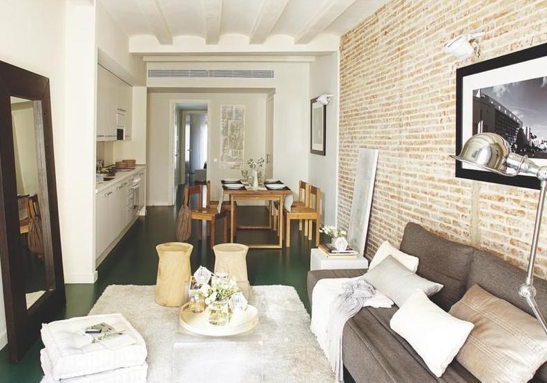 Apartamento de 55 m² con estética tipo loft newyorkino | Loft ...