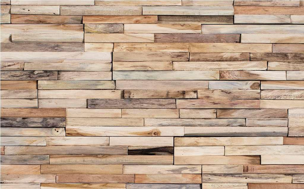 Gray Wooden Decorative Wall Panel Furniture Panel Remodels Then ...