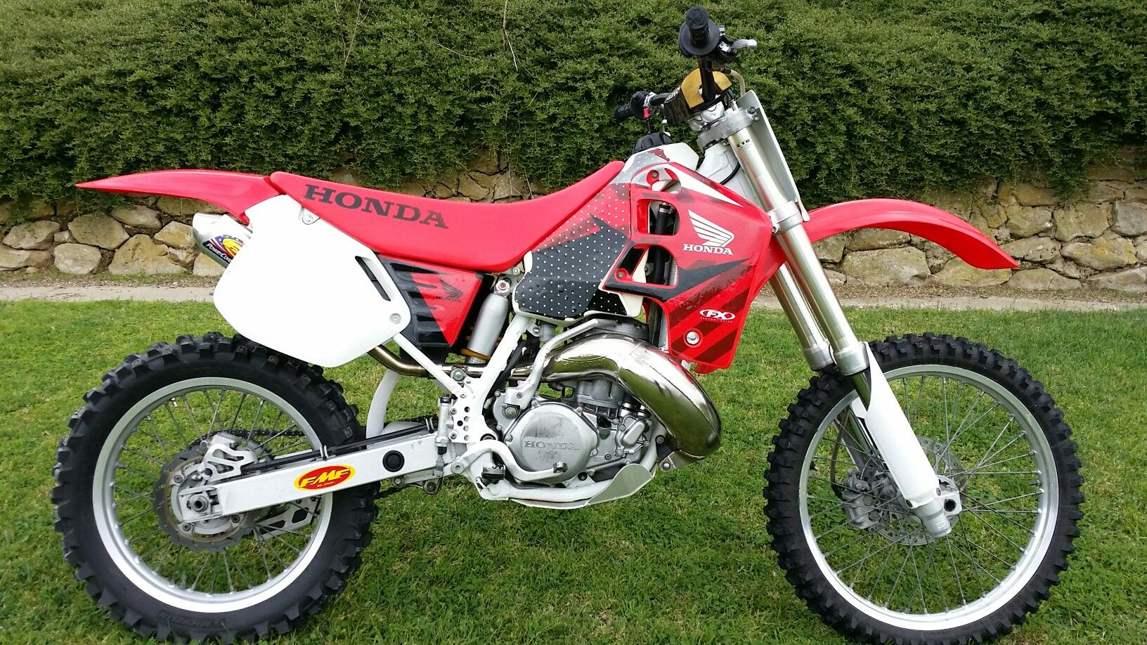 Honda cr500 2000 honda motorcycle moped