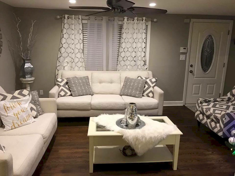 95 Modern Farmhouse Curtains for Living Room Decorating ... on Living Room:rabldsgvkje= Farmhouse Curtain Ideas  id=91918