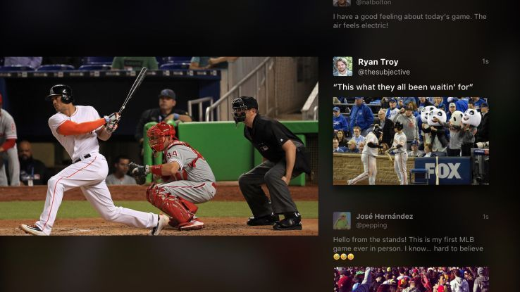 Twitter launches on Apple TV, Fire TV and Xbox One