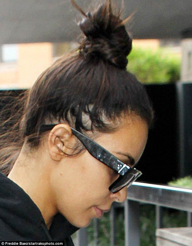 Kim Kardashian Reveals Patches Of Hair Loss After Extensions Take