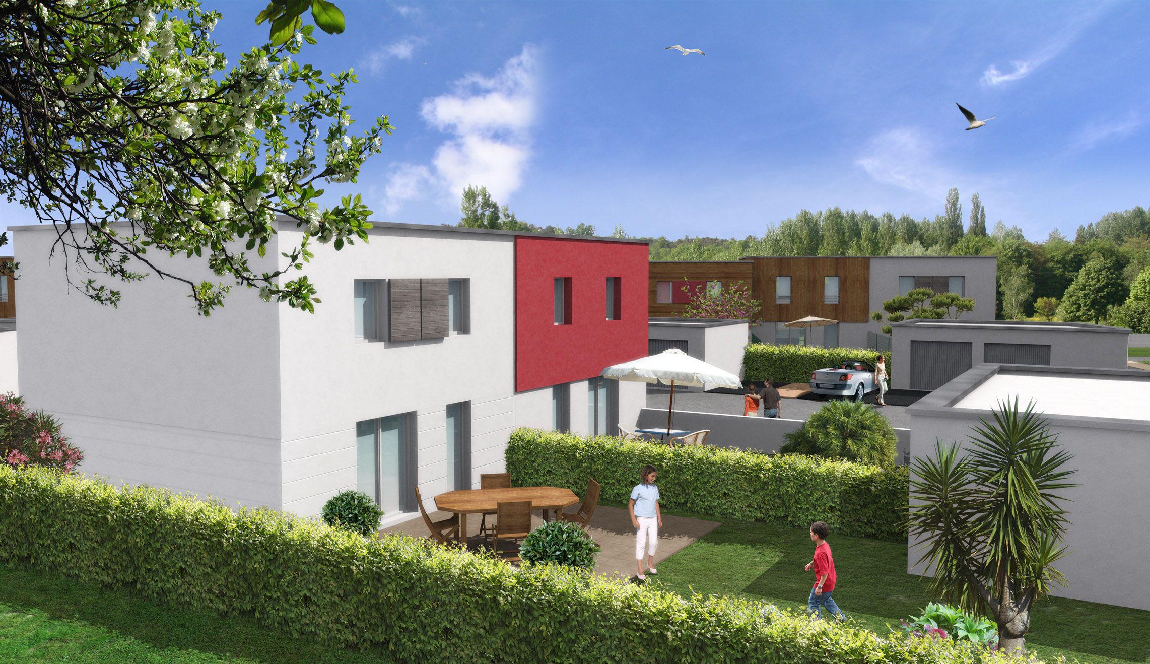2 maisons 3 chambres avec jardin à vendre à Angoulins sur mer. Visitez notre site web: http://www.groupe-littoral.com/