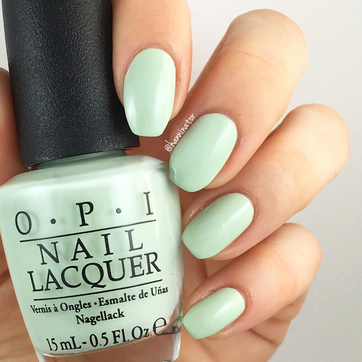 This cost me a mint - OPI Soft shades pastels collection | schtuff ...