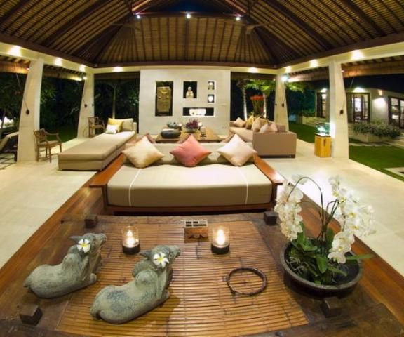Bali Living Room Design Ideas In Tasteful Look Home New Designs