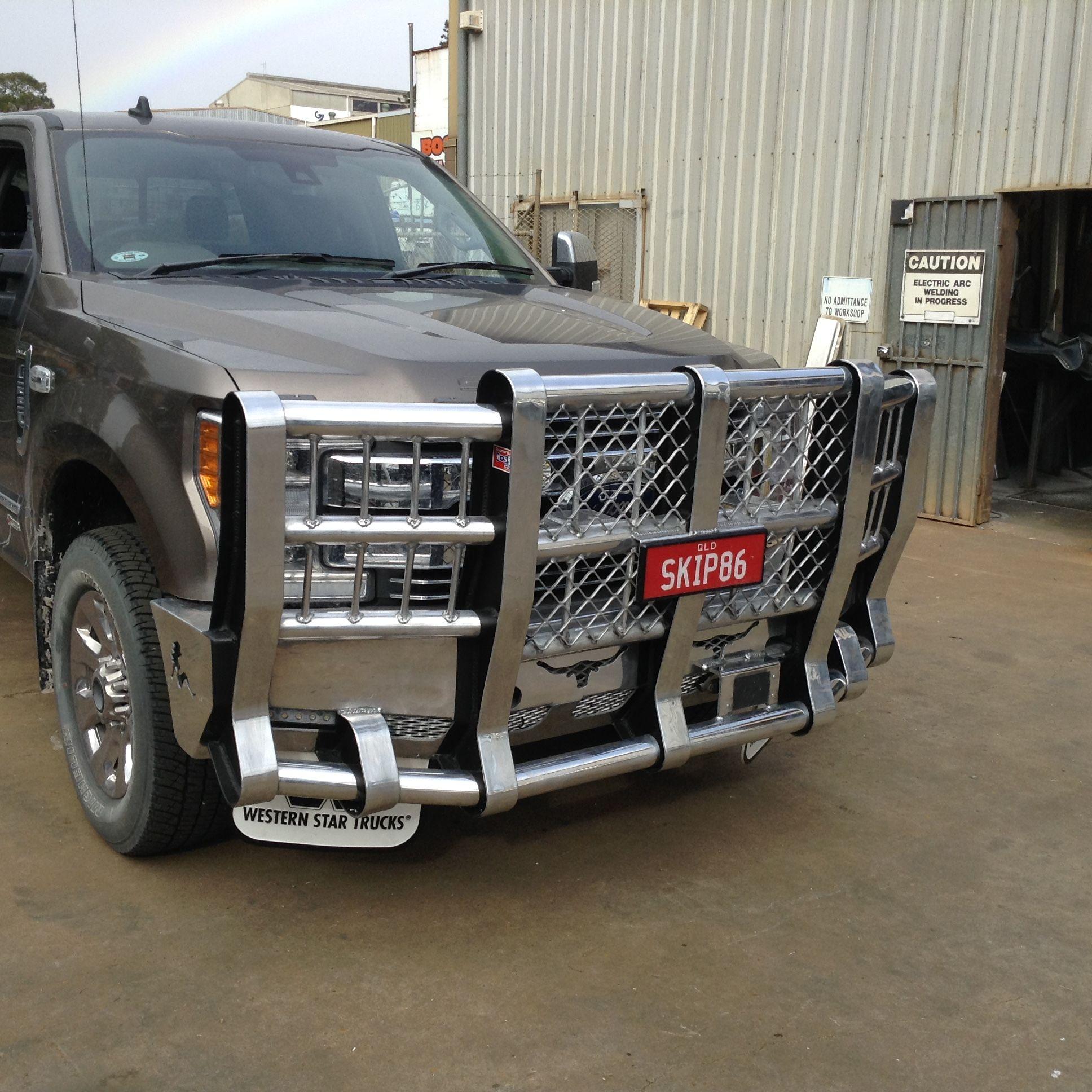 Boomer Bullbars Ford F250 2019 Ford Pickup Truck Accessories