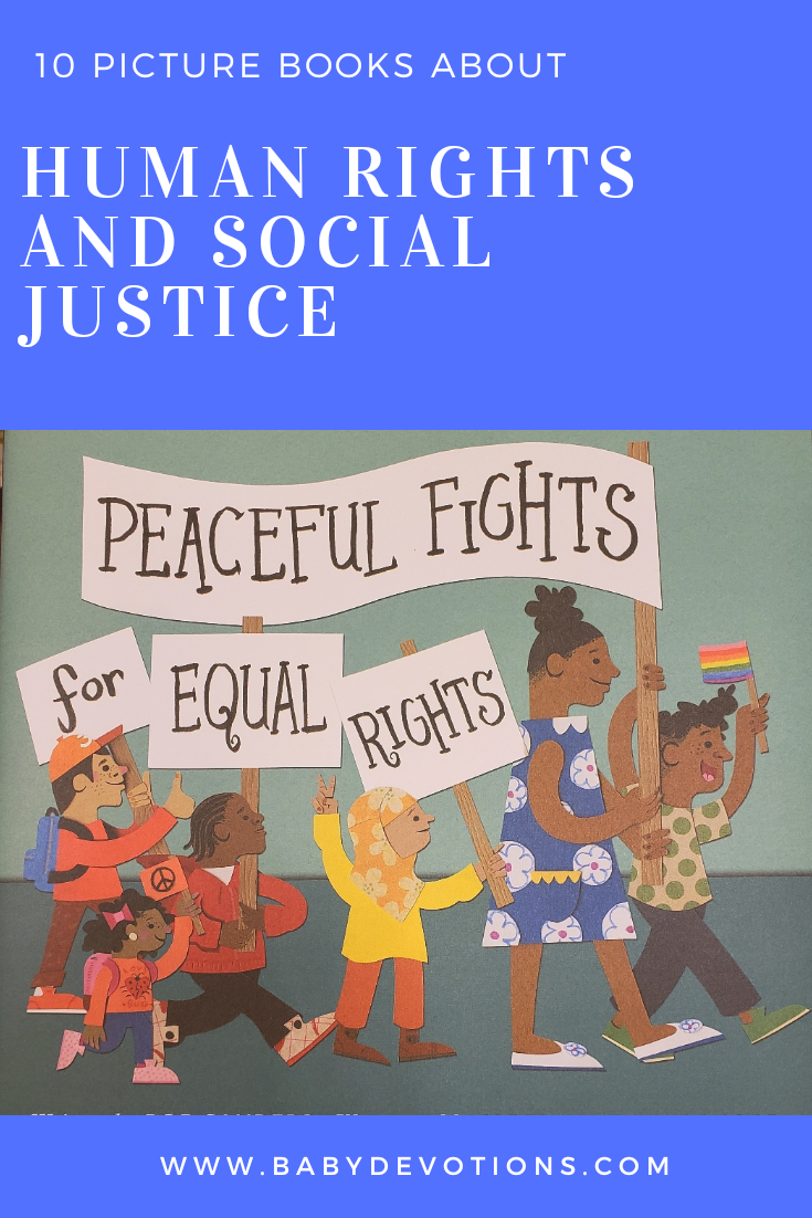 10 Picture Books On Human Rights And Social Justice Come And See Books On Social Justice Issues For Social Justice Social Justice Education Human Rights Books