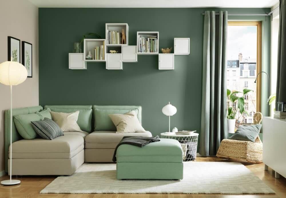 Salon Feng Shui Ikea | Small room design, Living room ...