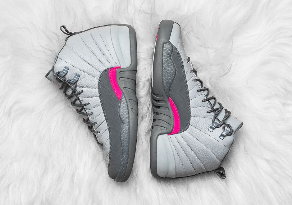 a8c42930520 #sneakers #news Another Air Jordan 12 Exclusively For Girls Releases This  Weekend