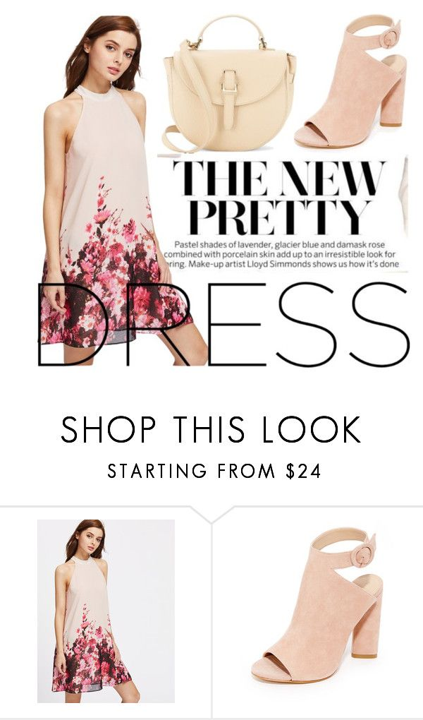 """Dress like a dream"" by minapap ❤ liked on Polyvore featuring Kendall + Kylie and Meli Melo"