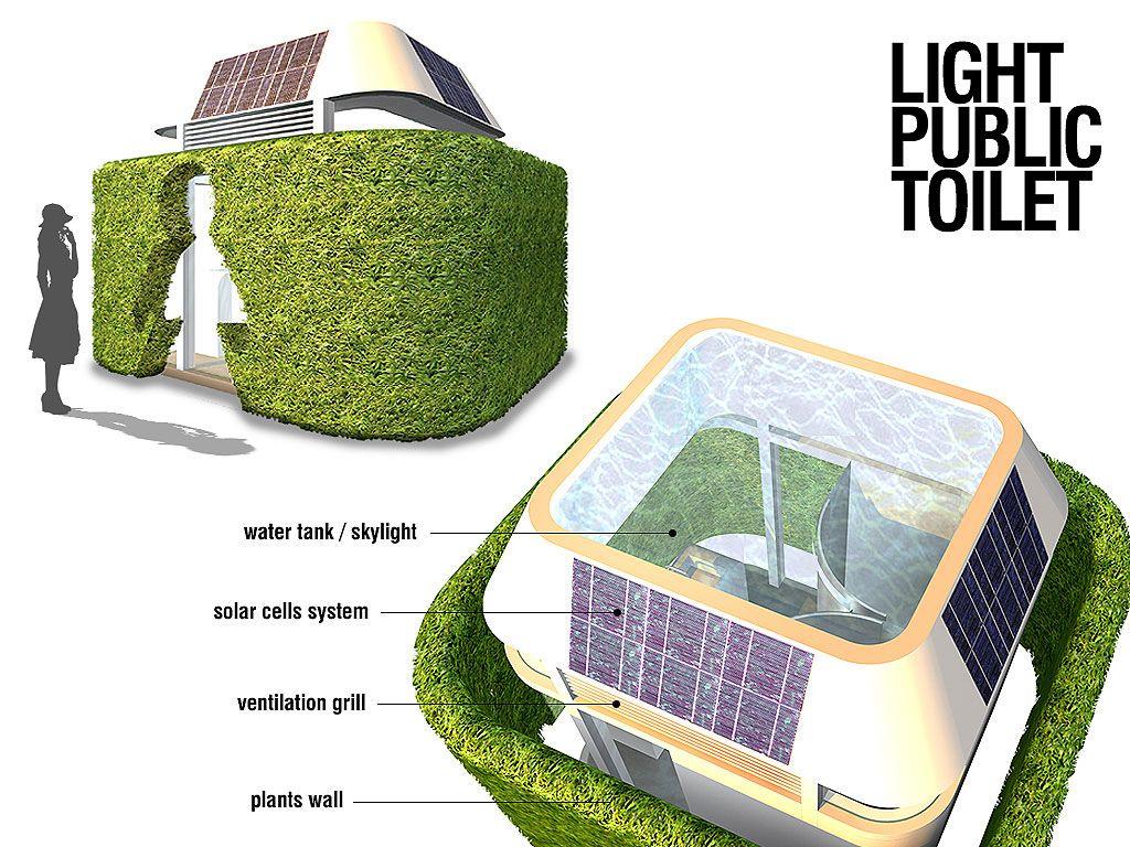 Lightobjects2 Jpg 1024 768 Banos Publicos Urinarios Arquitectura