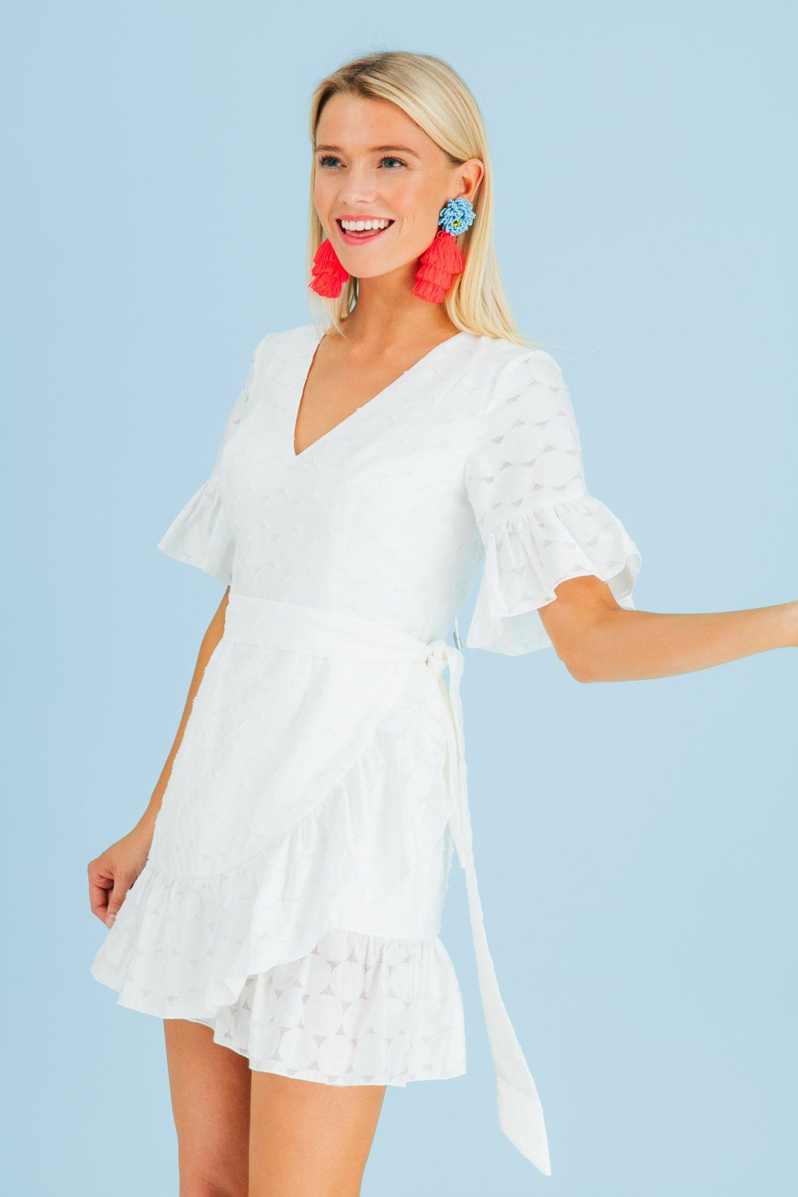 May 10 Spring Summer Fashion Little White Dresses Summer Outfits