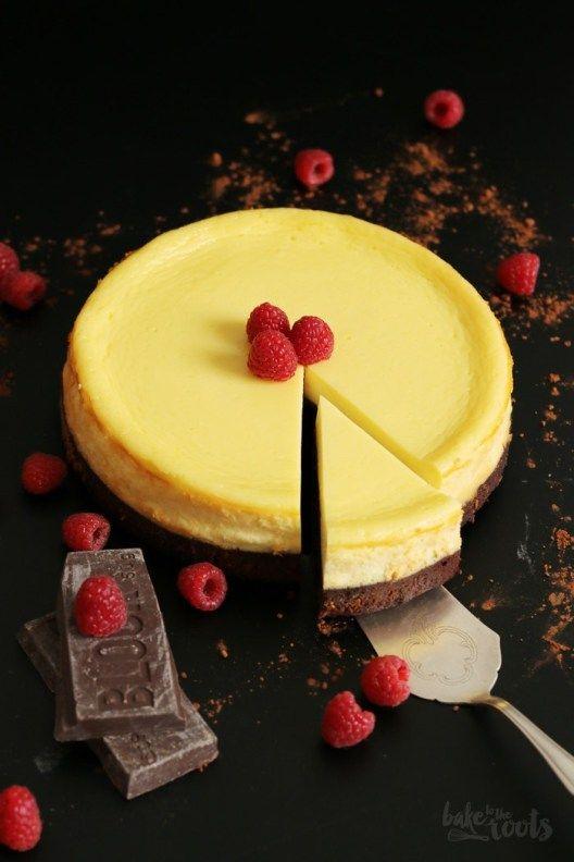 Brownie Käsekuchen | Bake to the roots
